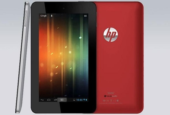 Tablet Hp Slate 7 android