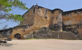 Turismo in Mombasa - Fort Jesus