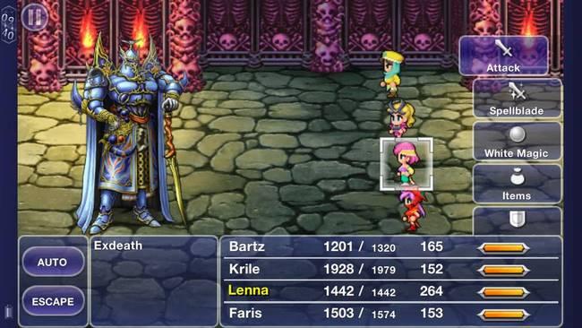 App Final Fantasy V