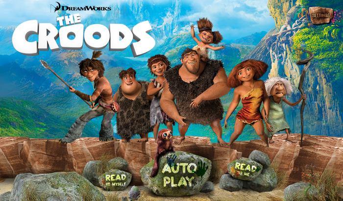 The Croods, presto su iOS e Android