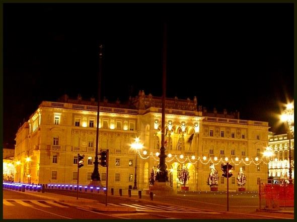 Trieste – Palazzo Governo