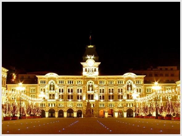 Trieste – Piazza Unità d'Italia