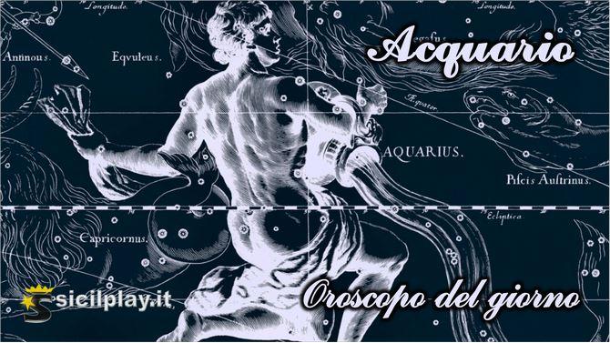 Oroscopo - Segno Zodiacale Acquario
