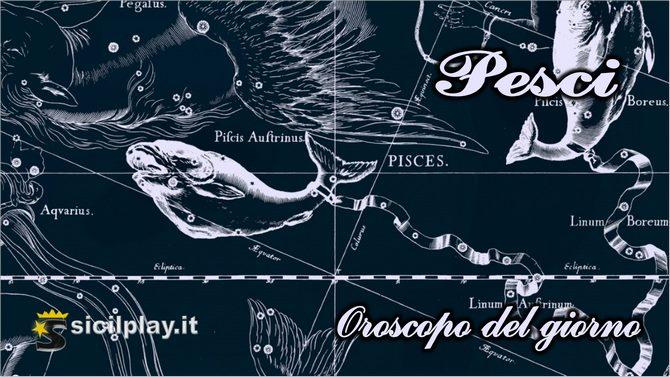 Oroscopo segno Zodiacale Pesci