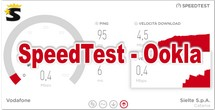 Speed Test Ookla