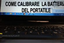 Photo of Come calibrare finemente la batteria del portatile