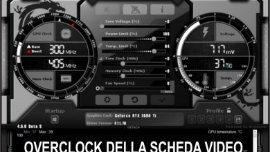Photo of Come effettuare un Overclock raffinato dalla nostra scheda video